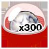 GACHA 50 สุ่มรับ หินอัพเกรดx300,บัตรเลือกทำลายบุ๋นละบู๊ การันตีครั้งที่ 100 รับไอเทม ม้วนพรมเทพคุ้มครอง 3 ชิ้น!!